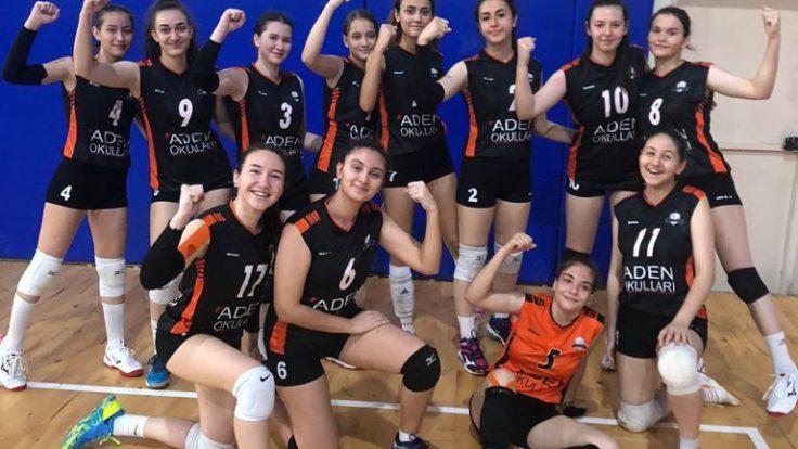 Kızlarımız Türkiye Kadınlar Voleybol  2. LİGİNDE!