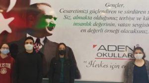 BAŞARIYA DOYMAYAN FEN LİSEMİZ!!